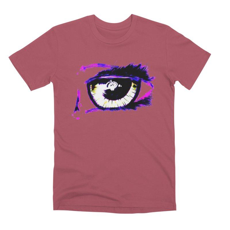 Dayglo Spy Men's Premium T-Shirt by 7thSin Apparel