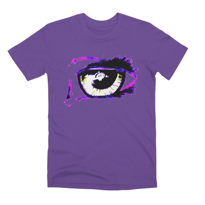 Dayglo Spy Men's Premium T-Shirt by 7thSin Apparel