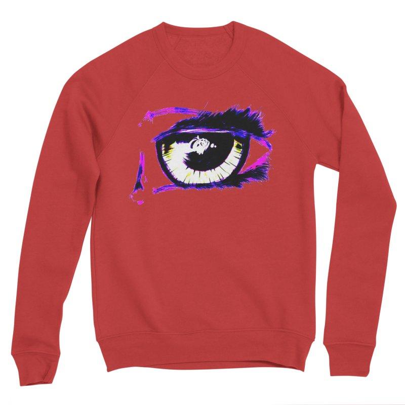 Dayglo Spy Women's Sponge Fleece Sweatshirt by 7thSin Apparel