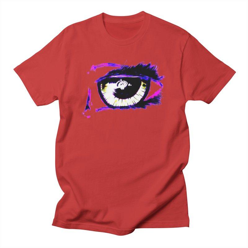 Dayglo Spy Men's Regular T-Shirt by 7thSin Apparel