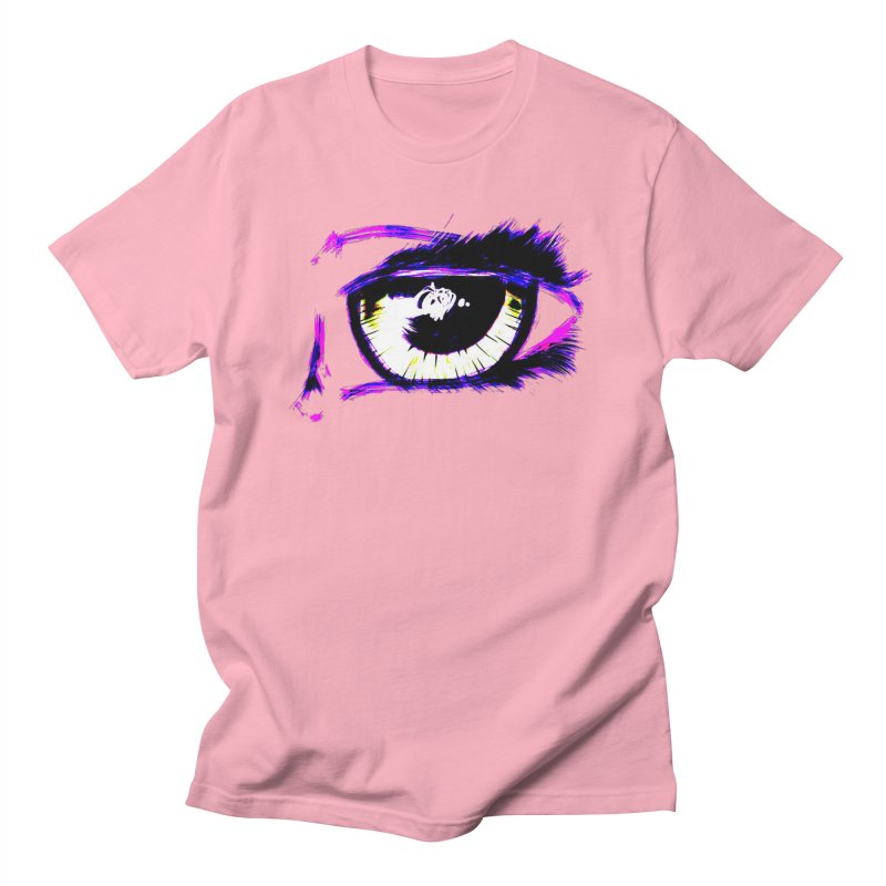 Dayglo Spy Women's Regular Unisex T-Shirt by 7thSin Apparel