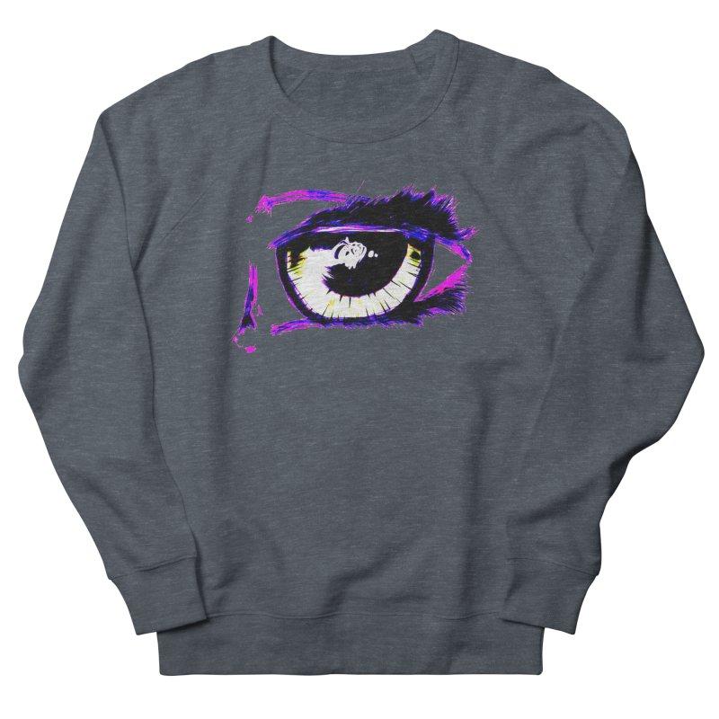 Dayglo Spy Women's French Terry Sweatshirt by 7thSin Apparel