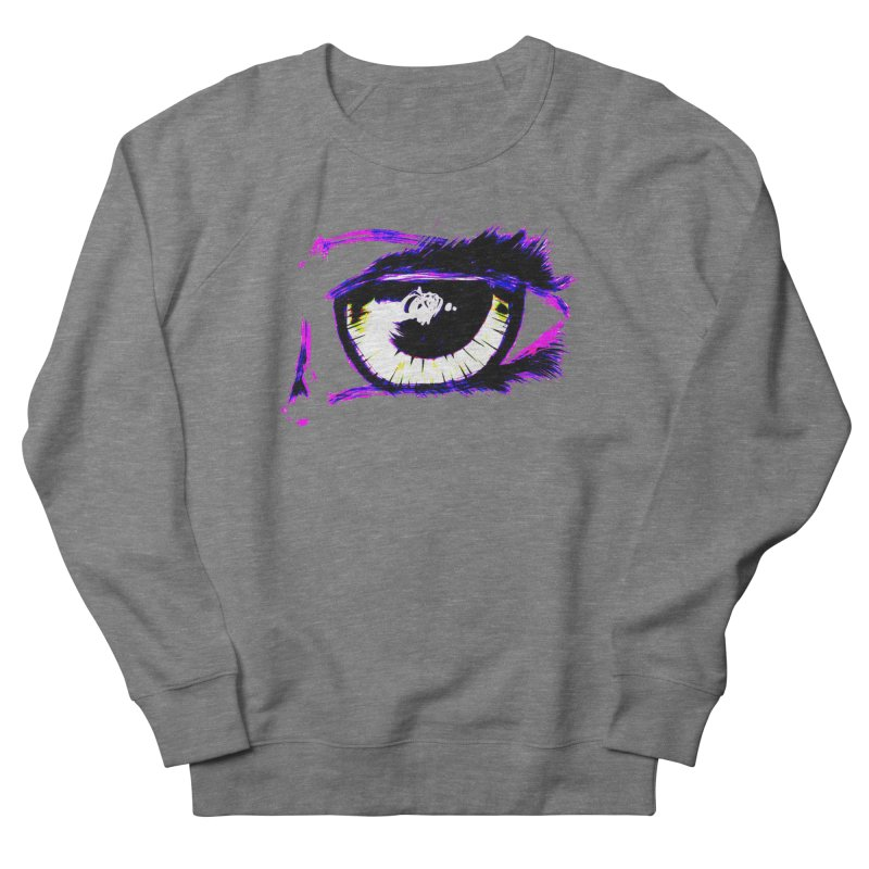 Dayglo Spy Women's French Terry Sweatshirt by 7thSin Apparel