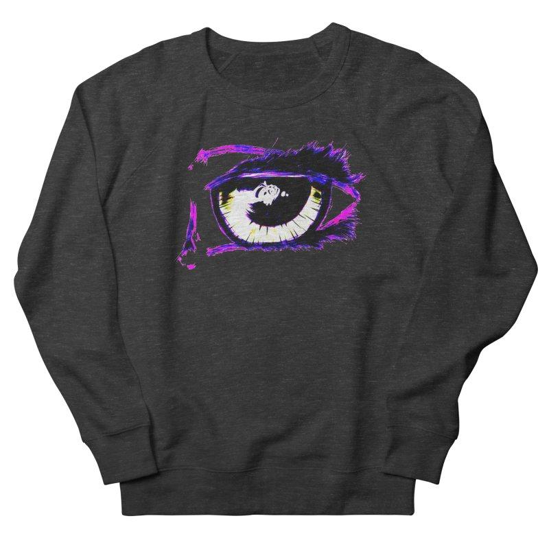 Dayglo Spy Men's French Terry Sweatshirt by 7thSin Apparel