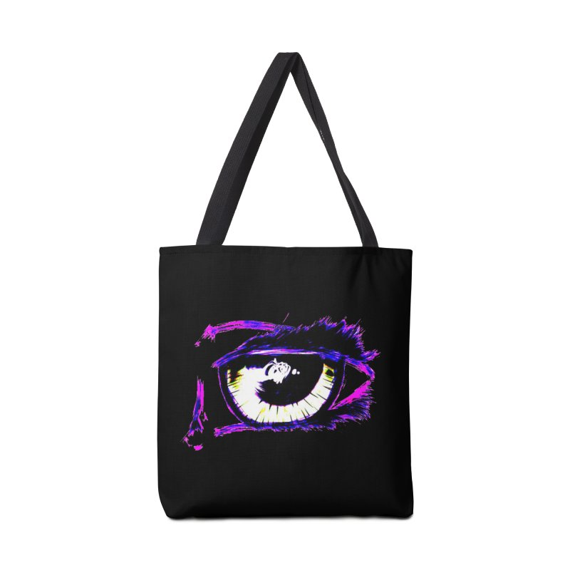 Dayglo Spy Accessories Tote Bag Bag by 7thSin Apparel