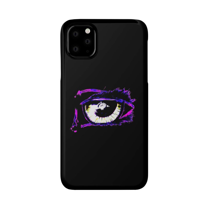 Dayglo Spy Accessories Phone Case by 7thSin Apparel