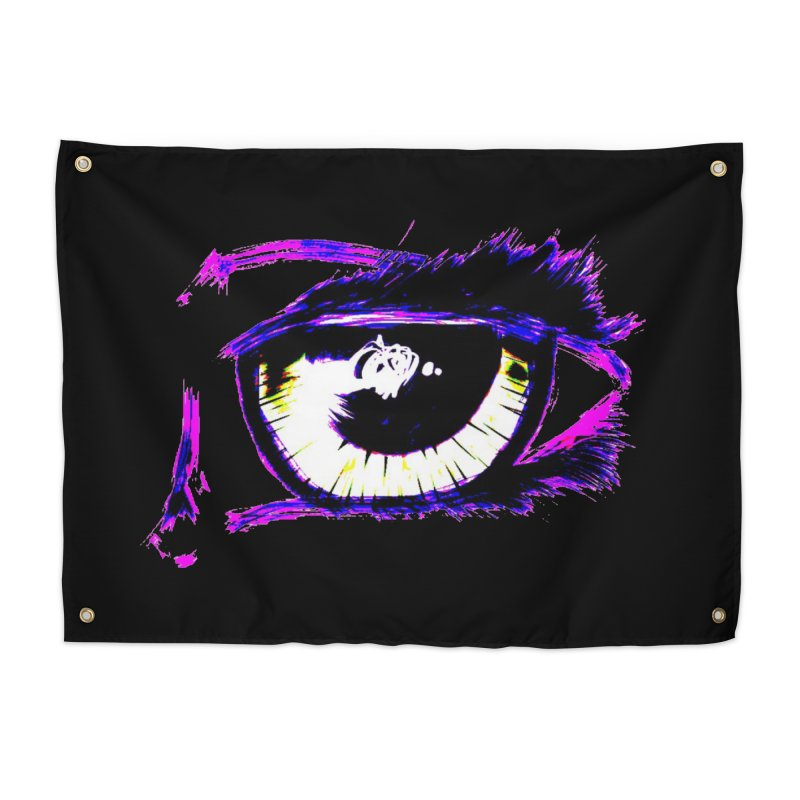 Dayglo Spy Home Tapestry by 7thSin Apparel