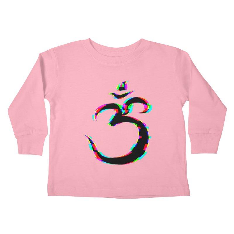 Ohmz Kids Toddler Longsleeve T-Shirt by 7thSin Apparel