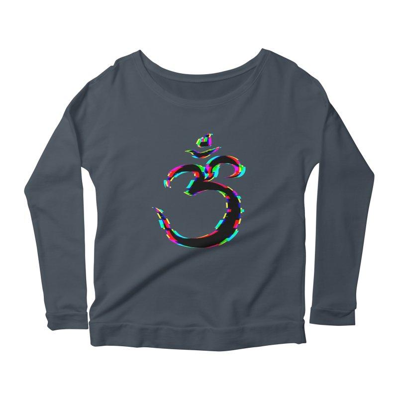 Ohmz Women's Scoop Neck Longsleeve T-Shirt by 7thSin Apparel