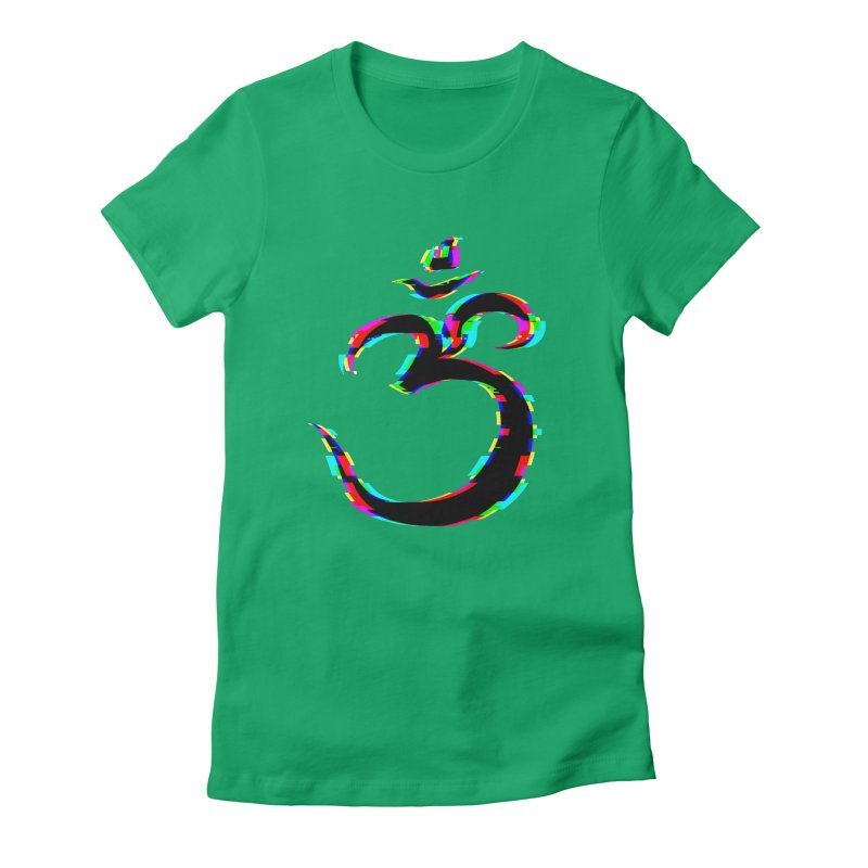 Ohmz Women's Fitted T-Shirt by 7thSin Apparel