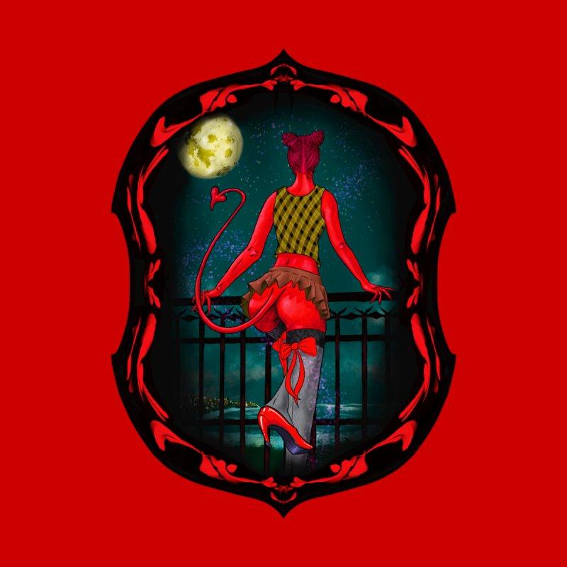 Lucinda Women's Longsleeve T-Shirt by 7thSin Apparel