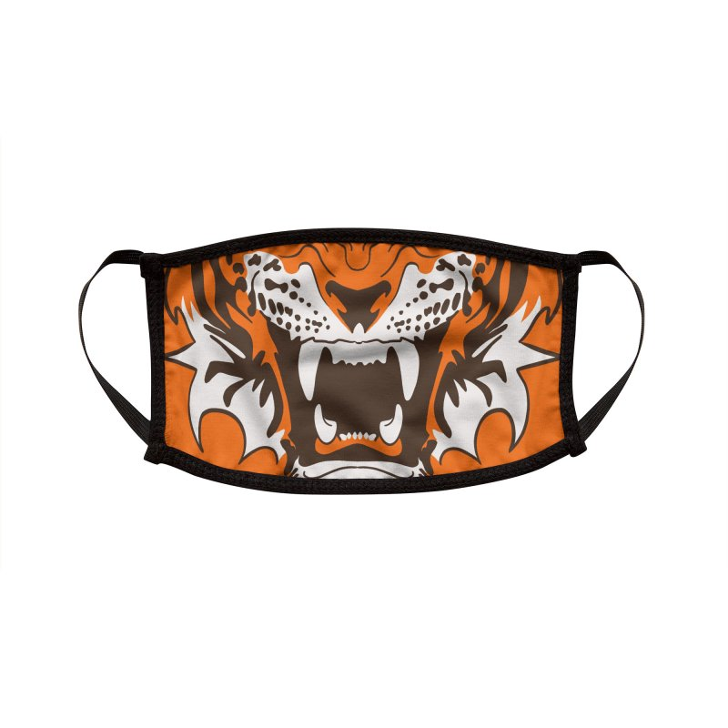 Tiger Tiger Accessories Face Mask by 7thSin Apparel