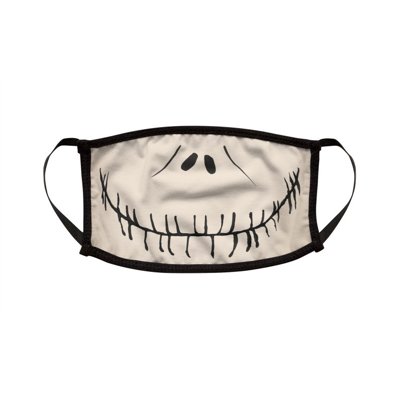 Jack Accessories Face Mask by 7thSin Apparel