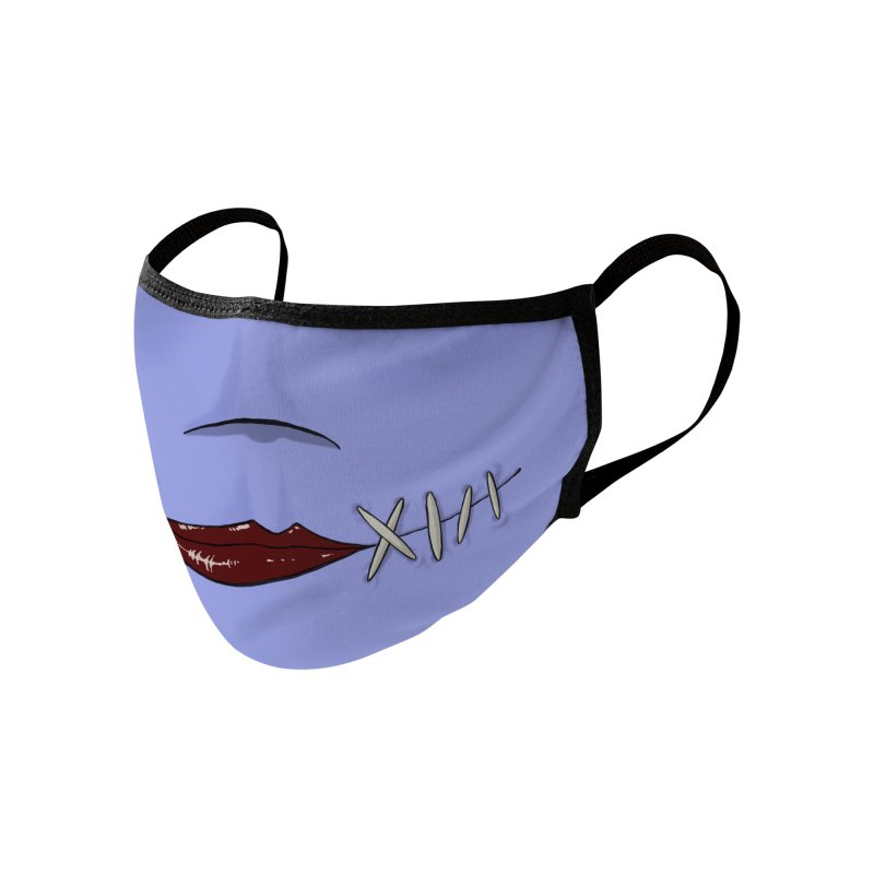 Sally Accessories Face Mask by 7thSin Apparel