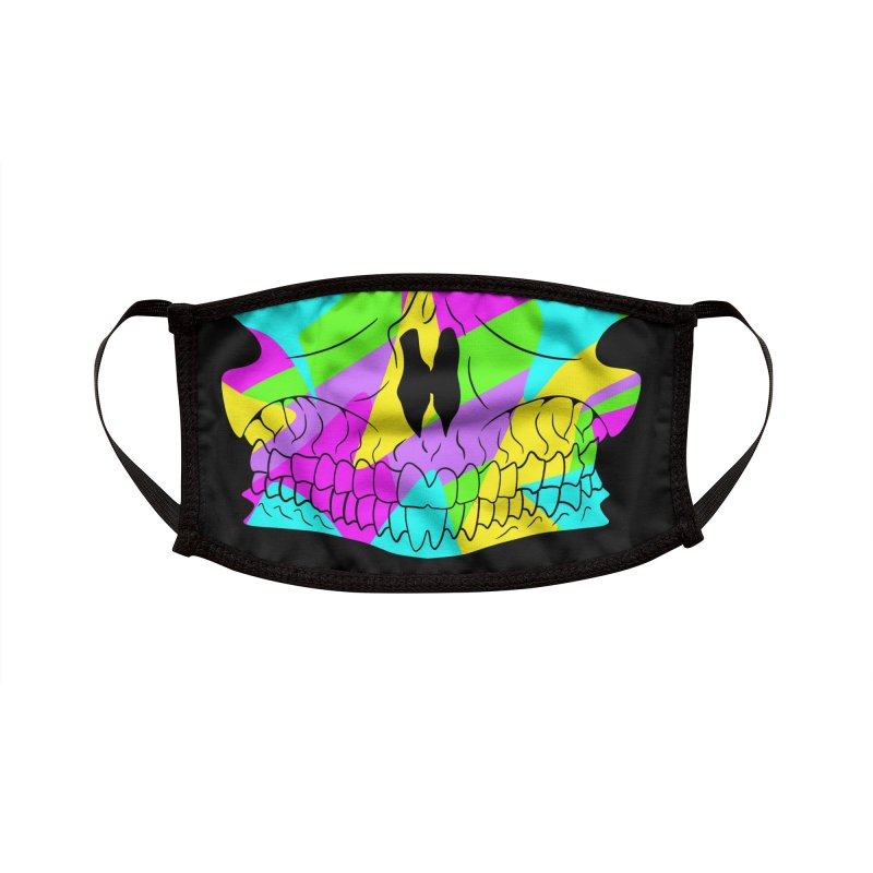 Raddiskull Accessories Face Mask by 7thSin Apparel