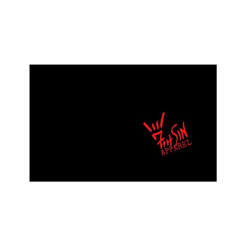 Hell Yeah Logo (Original) Accessories Face Mask by 7thSin Apparel
