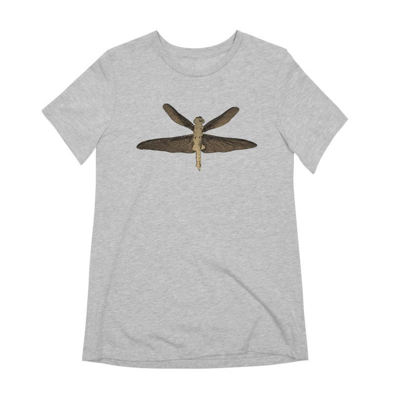 Dragonfly (Vintage) Women's Extra Soft T-Shirt by 7thSin Apparel