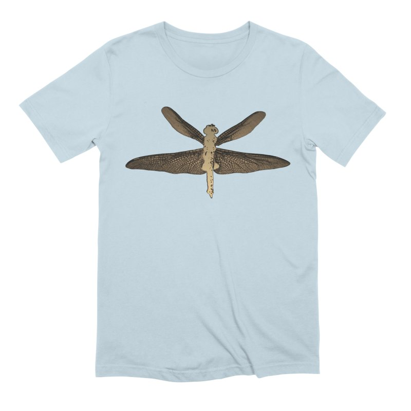 Dragonfly (Vintage) Men's Extra Soft T-Shirt by 7thSin Apparel
