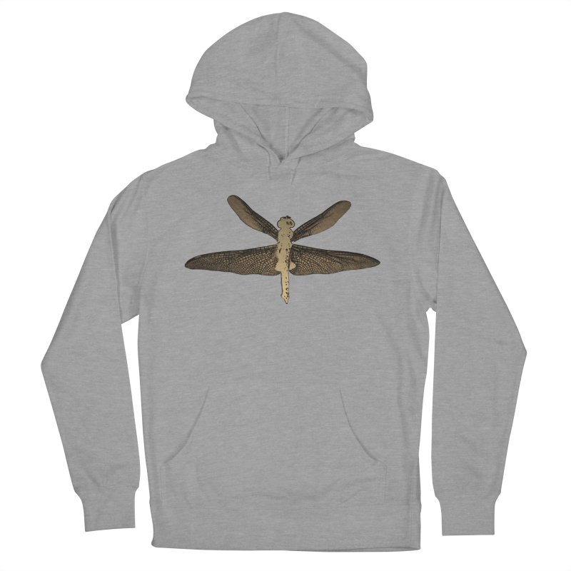 Dragonfly (Vintage) Women's Pullover Hoody by 7thSin Apparel