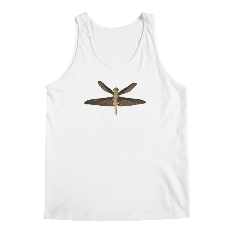 Dragonfly (Vintage) Men's Regular Tank by 7thSin Apparel