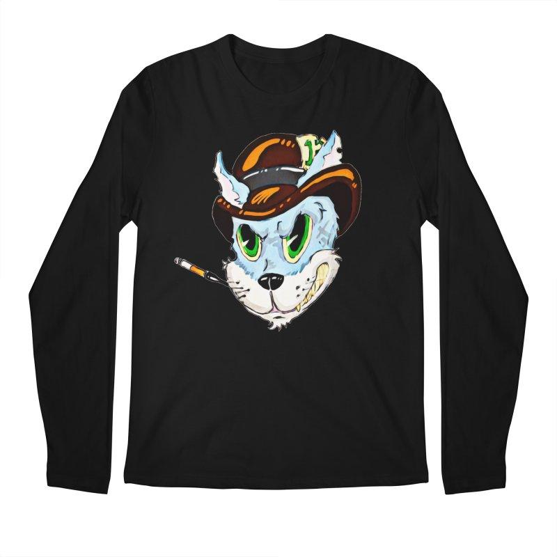 Tommy Men's Regular Longsleeve T-Shirt by 7thSin Apparel