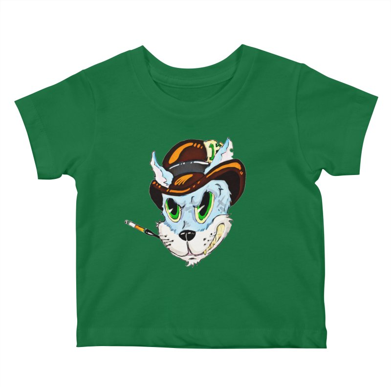 Tommy Kids Baby T-Shirt by 7thSin Apparel