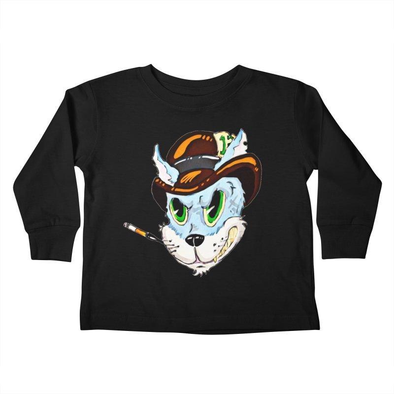 Tommy Kids Toddler Longsleeve T-Shirt by 7thSin Apparel