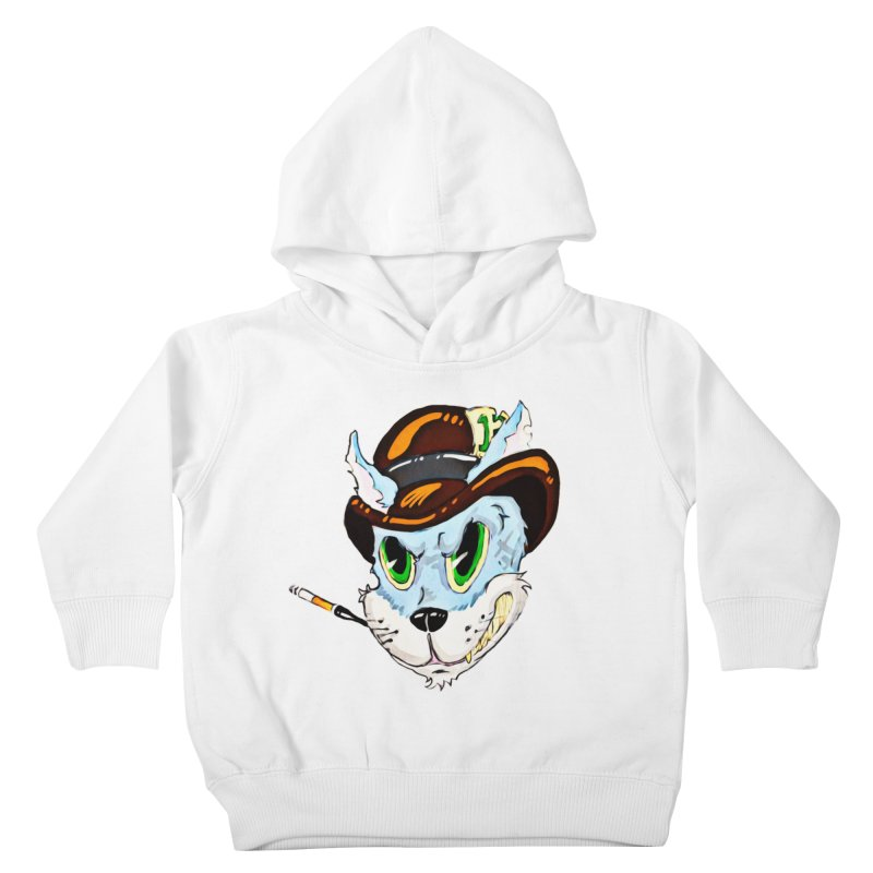 Tommy Kids Toddler Pullover Hoody by 7thSin Apparel