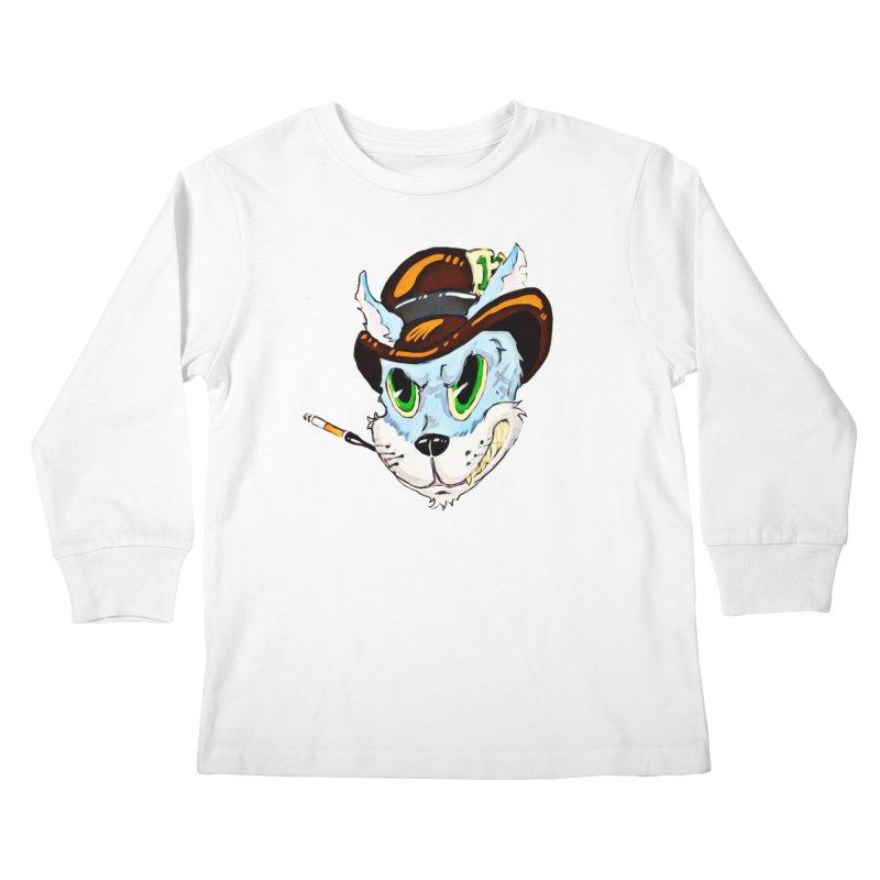 Tommy Kids Longsleeve T-Shirt by 7thSin Apparel