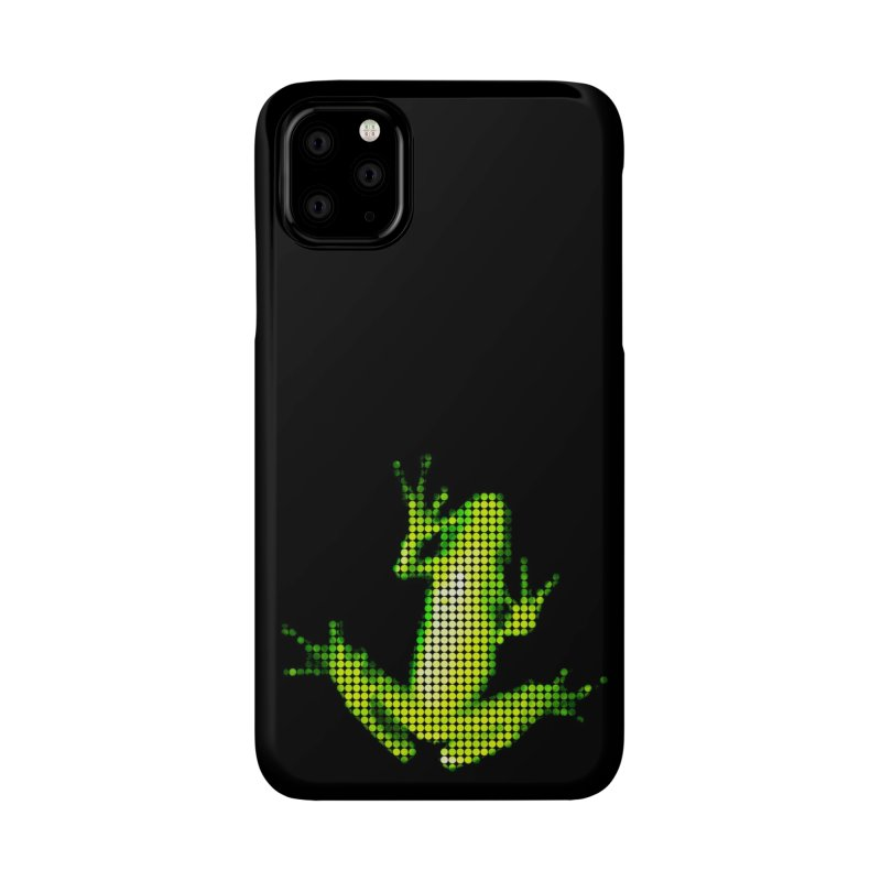 Frog Matrix Accessories Phone Case by 7thSin Apparel