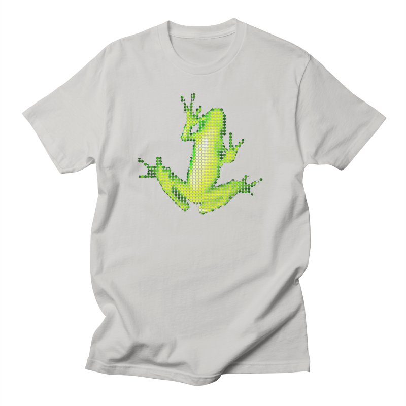 Frog Matrix Women's Regular Unisex T-Shirt by 7thSin Apparel