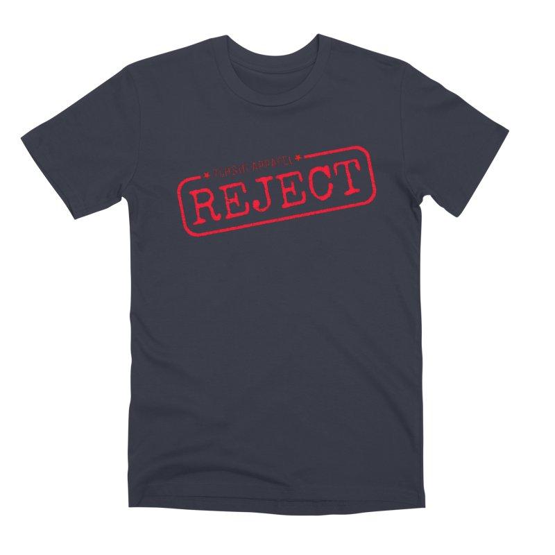 REJECT (7thSin logo) Men's Premium T-Shirt by 7thSin Apparel