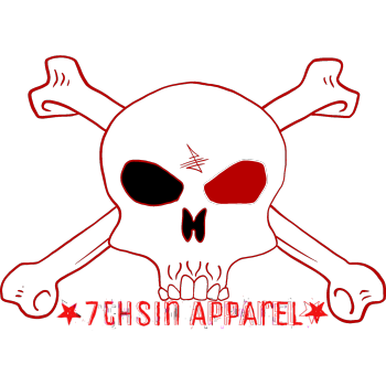 7thSin Apparel Logo