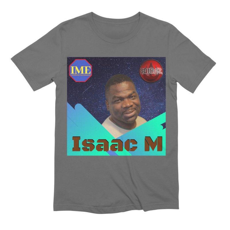 Isaac M - Poster Men's Extra Soft T-Shirt by 8010az's Shop