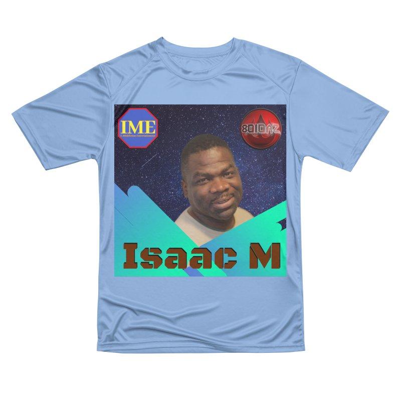 Isaac M - Poster Women's Performance Unisex T-Shirt by 8010az's Shop