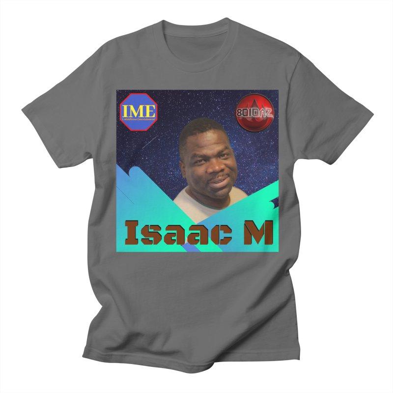 Isaac M - Poster Men's T-Shirt by 8010az's Shop