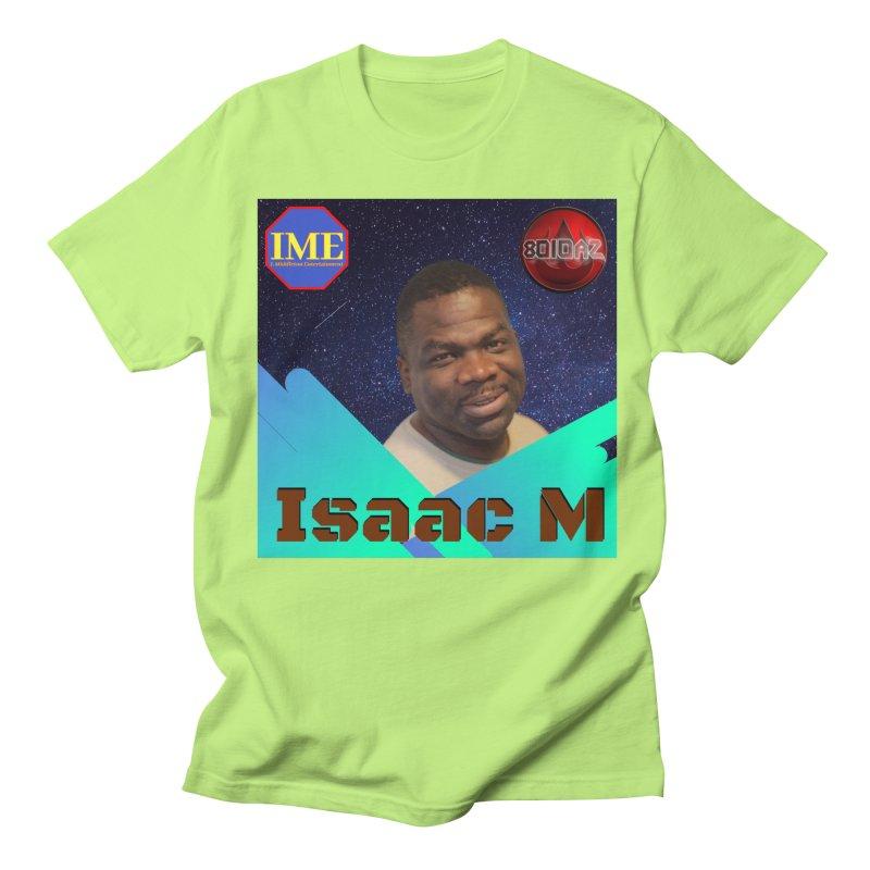 Isaac M - Poster Men's Regular T-Shirt by 8010az's Shop