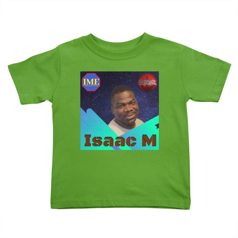Isaac M - Poster Kids Toddler T-Shirt by 8010az's Shop