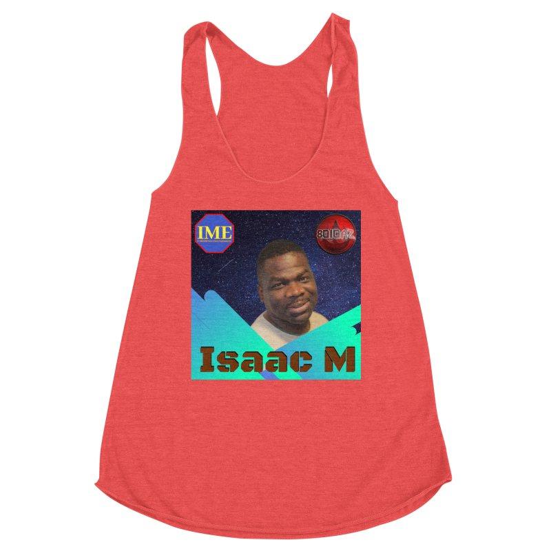 Isaac M - Poster Women's Tank by 8010az's Shop