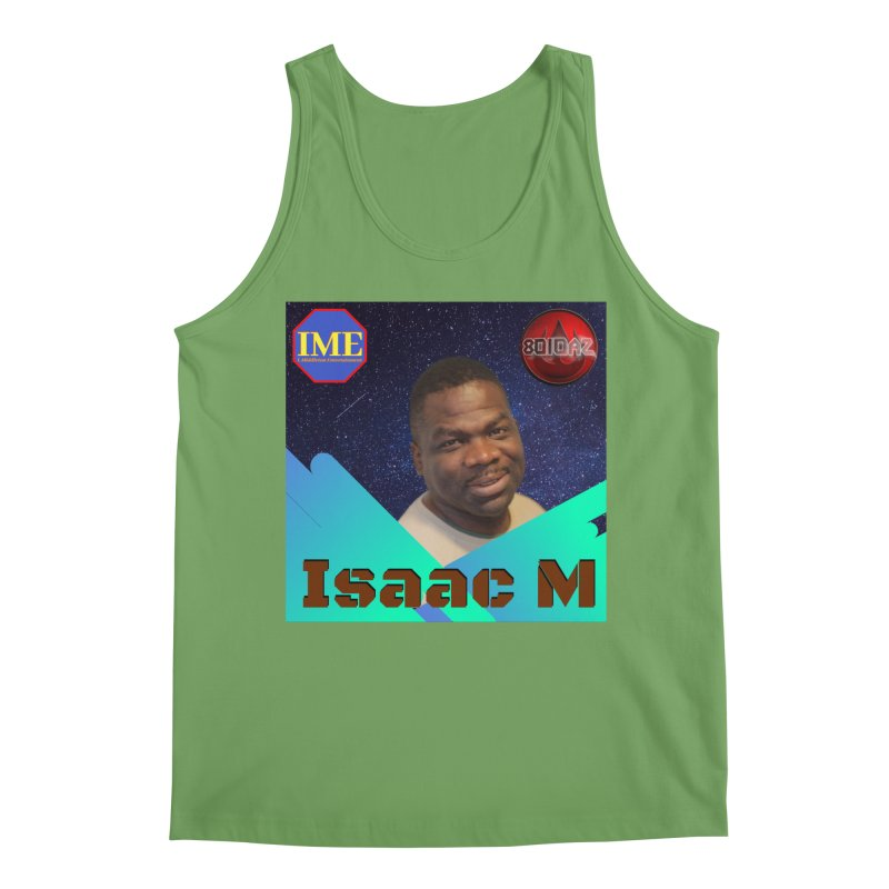 Isaac M - Poster Men's Tank by 8010az's Shop