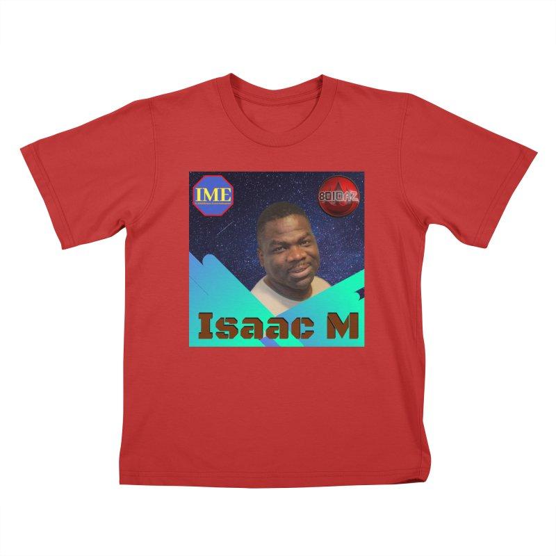 Isaac M - Poster Kids T-Shirt by 8010az's Shop