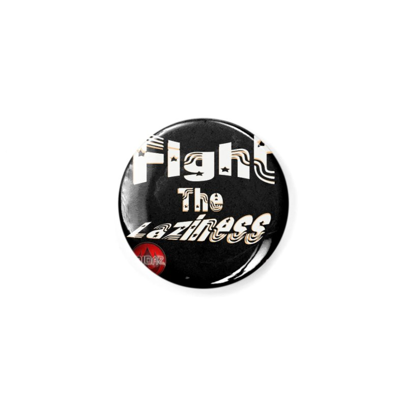 Fight The Laziness - FireHawk Fitness Accessories Button by 8010az's Shop