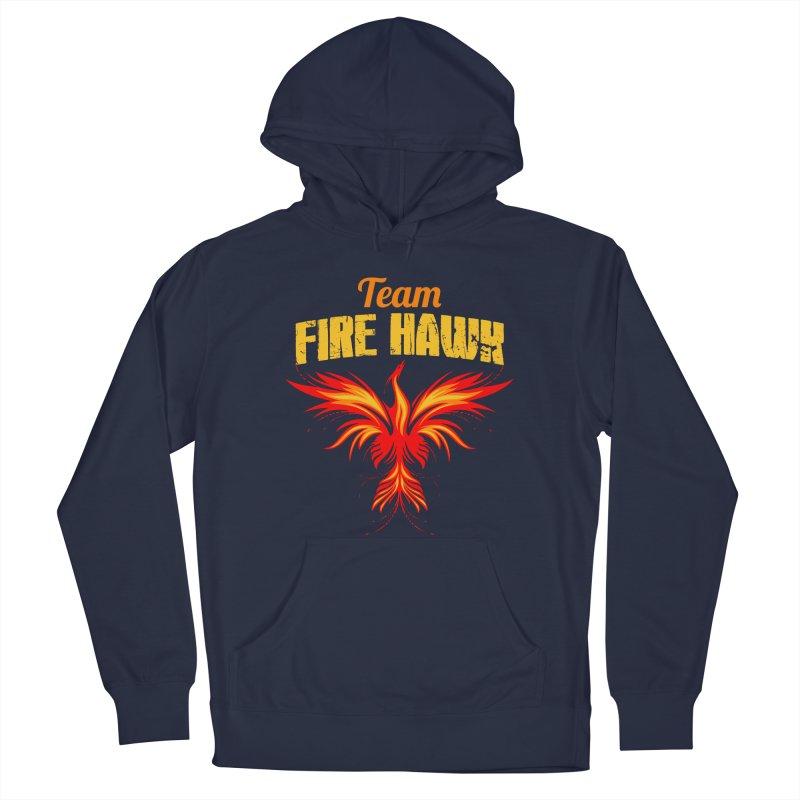 team fire hawk Men's Pullover Hoody by 8010az's Shop