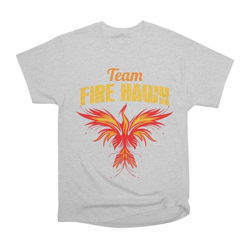team fire hawk Men's T-Shirt by 8010az's Shop