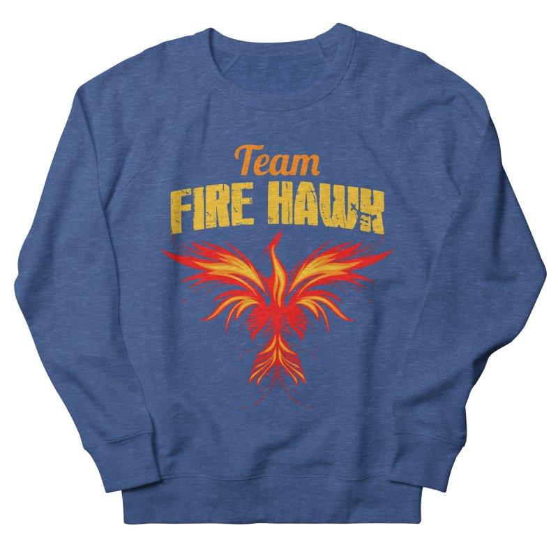 team fire hawk Men's Sweatshirt by 8010az's Shop