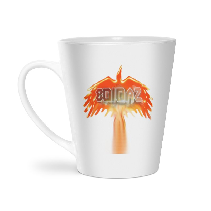 Fire Hawk Accessories Latte Mug by 8010az's Shop