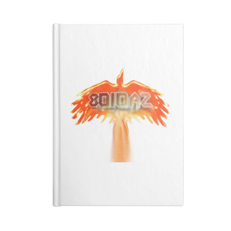 Fire Hawk Accessories Lined Journal Notebook by 8010az's Shop