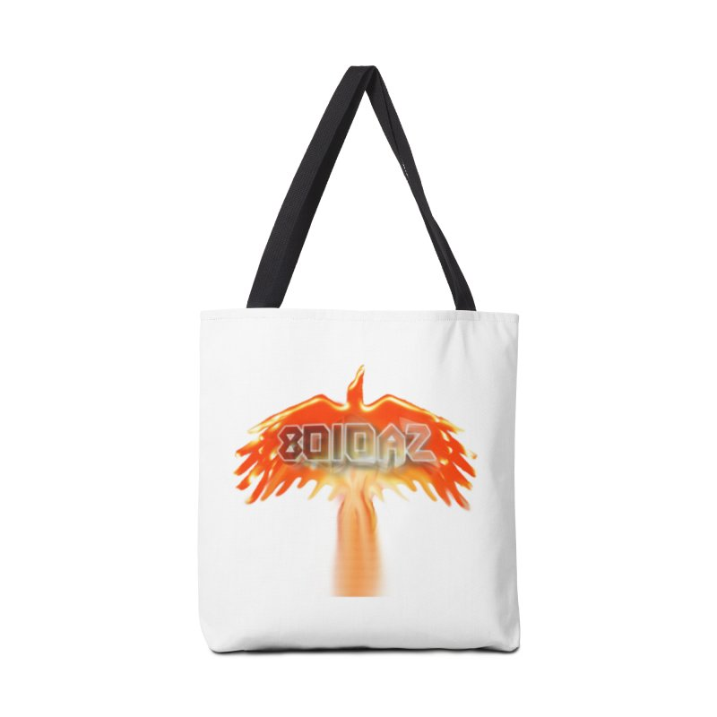 Fire Hawk Accessories Tote Bag Bag by 8010az's Shop