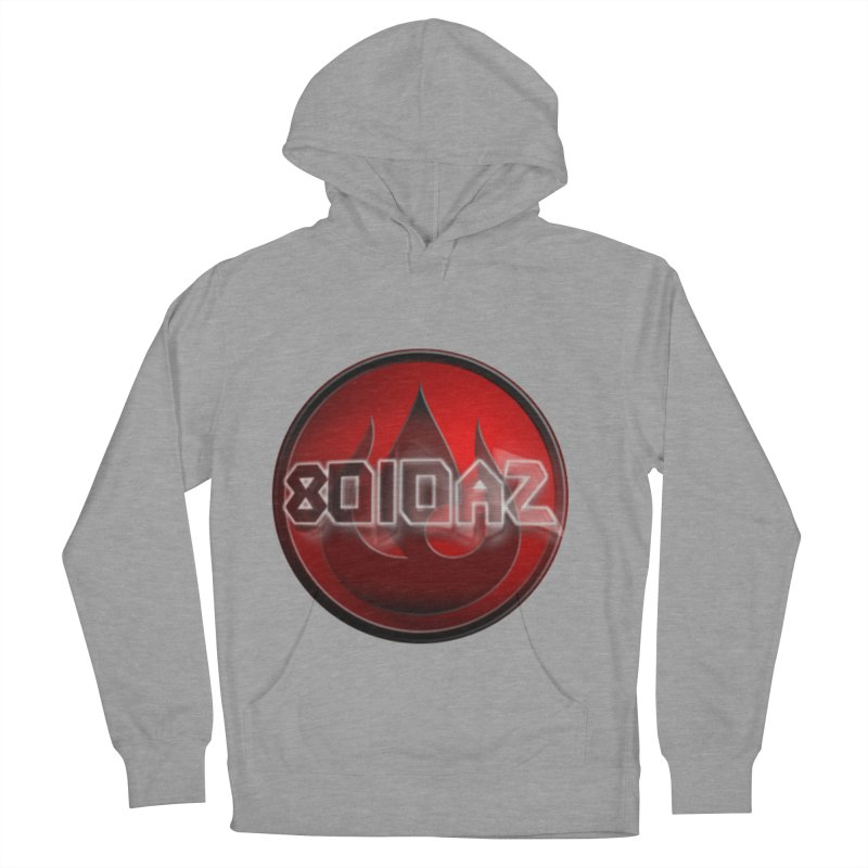 8010az Logo Women's French Terry Pullover Hoody by 8010az's Shop