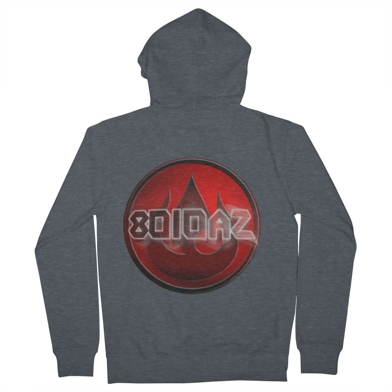 8010az Logo Men's French Terry Zip-Up Hoody by 8010az's Shop